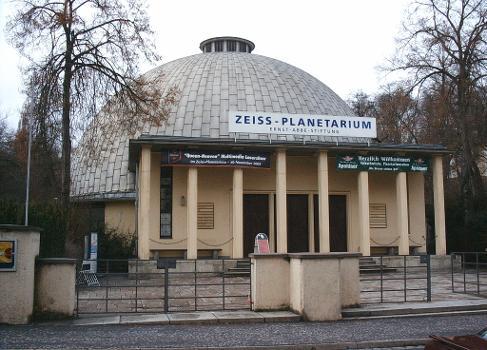 Planetarium - Am Planetarium 5, 07743 Jena