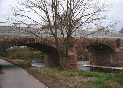 Saalebrücke Naumburg-Rossbach