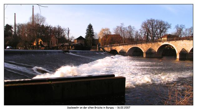 Jena-Burgau Bridge