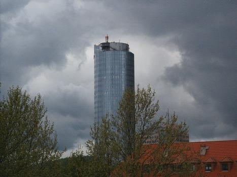 Intershoptower, Iéna