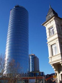 Intershoptower, Jena