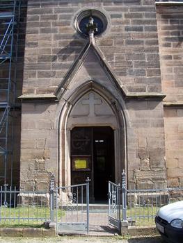 Eglise d'Etzelbach