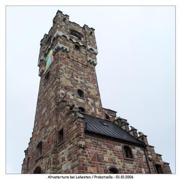 Altvaterturm bei Lehesten
