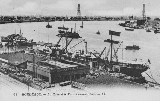Transbordeur de Bordeaux.