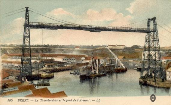 Schwebefähre Brest