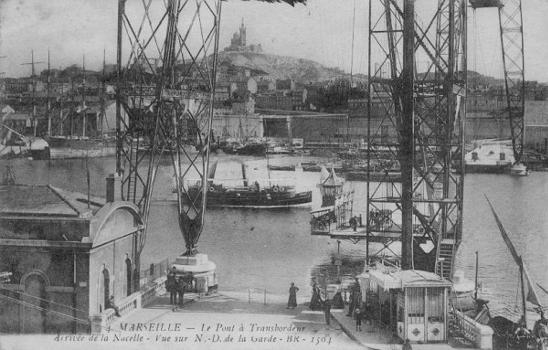 Marseiles Transporter Bridge
