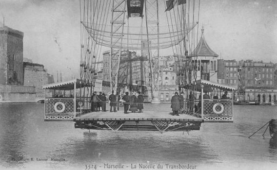 Marseilles Transporter Bridge