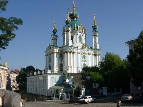 Cathédral Saint-André, Kiev