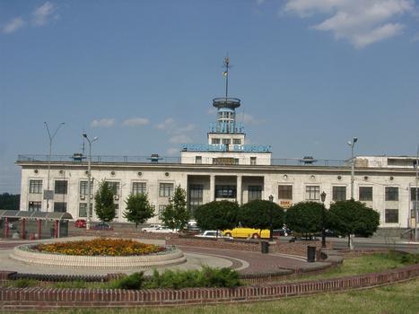 Port Building, Kiev
