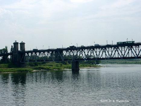 Pont de Kremetchouk sur le Dnepr