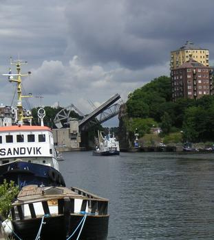 Danviksbron, Stockholm