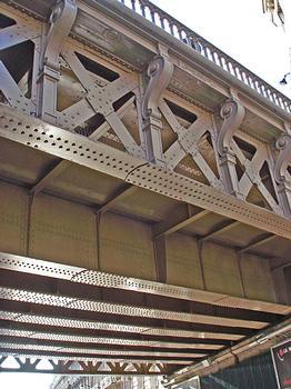 Pont de la rue du Rocher, Paris 8e