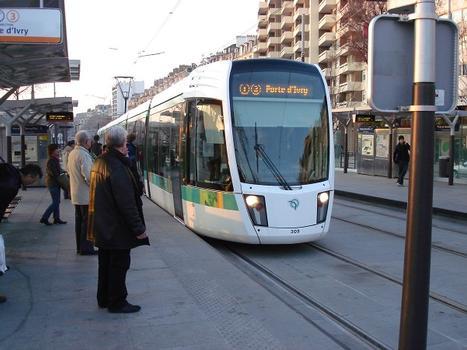 Tramway T3 - Porte de Versailles