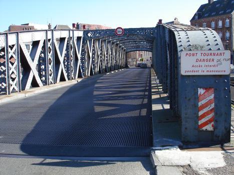 Pont Colbert, ou pont du Pollet, Dieppe
