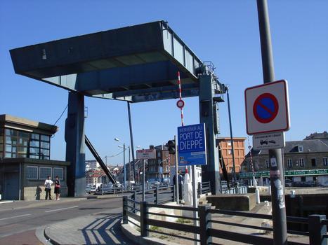 Pont Ango, Dieppe