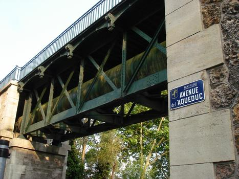 Avre Footbridge (Boulogne-Billancourt)
