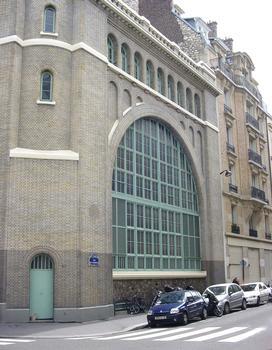 Unterstation Bastille
