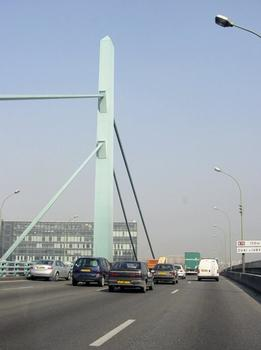 Boulevard périphérique Masséna-Brücke