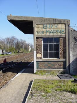 Grande Ceinture de ParisBry-sur-Marne Station