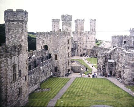 Château de Caernarfon
