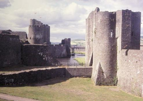 Burg Caerphilly