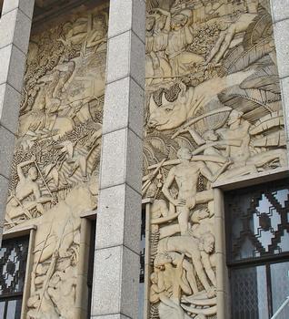 Palais de la Porte Dorée, Paris