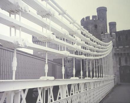 Conwy Castle Bridge (Conwy, 1826)