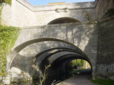 Pont des Belles Fontaines, Juvisy-sur-Orge
