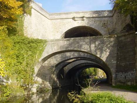 Pont des Belles Fontaines, Juvisy-sur-Orge.