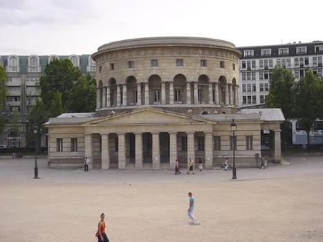 Enceinte des Fermiers Généraux: Rotonde de la Villette