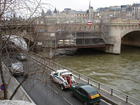 Georges-Pompidou-Schnellstrasse, Paris