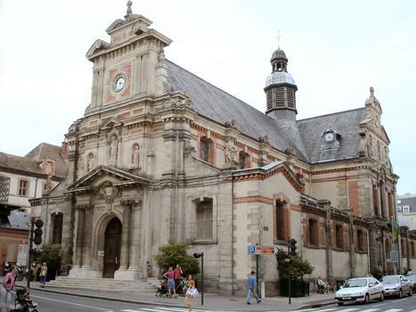 Kirche Saint-Louis, Fontainebleau