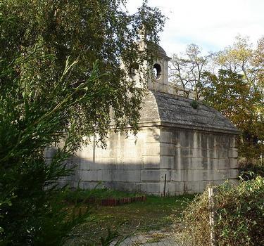 Medici-Aquädukt Regard I in Rungis