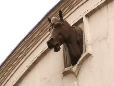 Alter Pferdemarkt in Paris