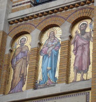 Nouvelle église Saint-Honoré-d'Eylau, Paris 16e