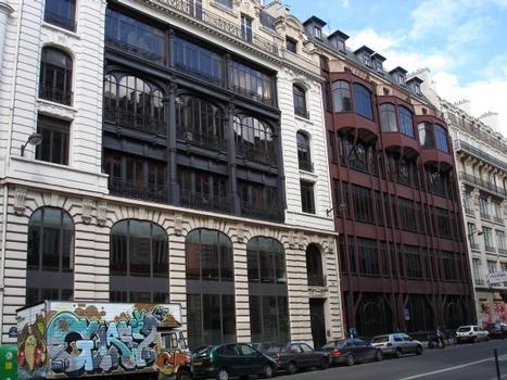 124 & 126 rue Réaumur, Paris