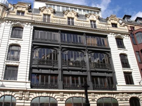 126 rue Réaumur, Paris