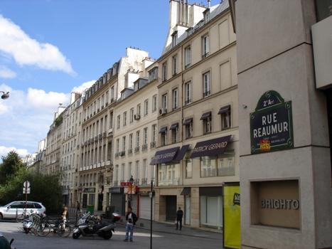 65 - 87 rue Réaumur, Paris