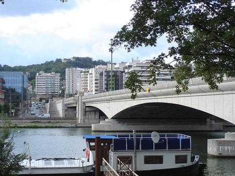 Seinebrücke Suresnes