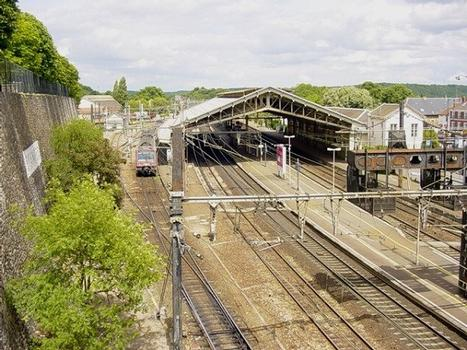 Bahnhof Etampes