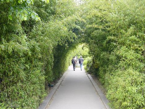 Promenade plantée du Viaduc des Arts, avenue Daumesnil