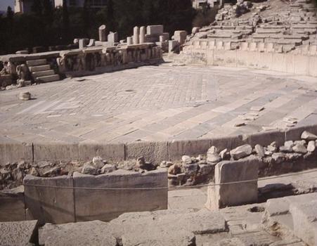 Theatre of Dionysos, Athens