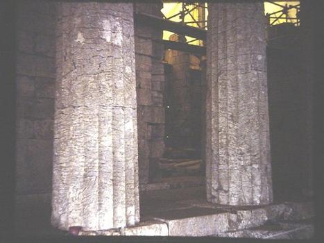Temple of Apollo Epicurius at Bassae