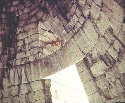 Treasury of Atreus, Mycenae.