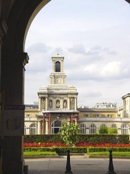 Hôpital Lariboisière, Paris