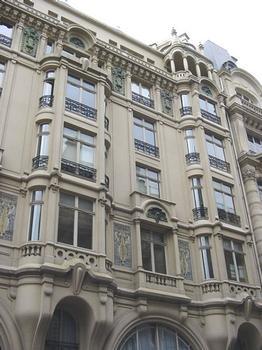 Immeuble Hennebique, 1 rue Danton, Paris