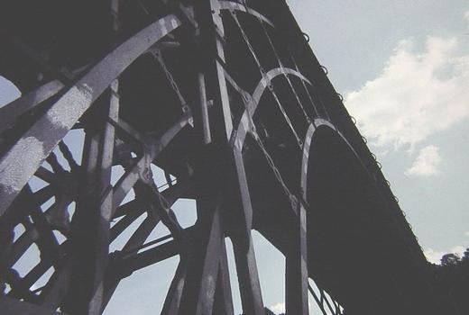 Coalbrookdale, Iron Bridge