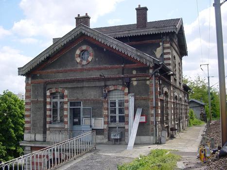 Grande CeintureBourget-Drancy Station