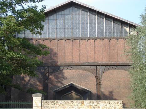 Hangar à dirigeables «Y» (1879). Meudon (92)