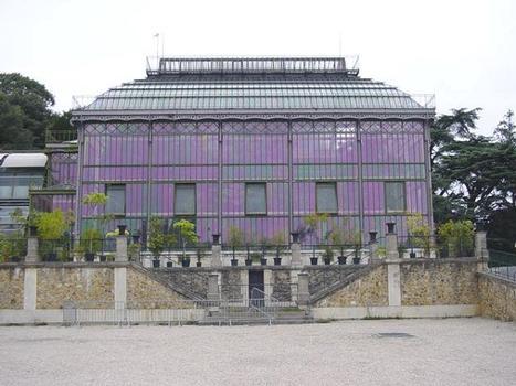Jardin des Plantes / Muséum d'histoire naturelle Glashaus